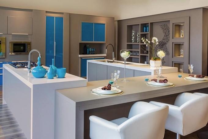 Cozinha Planejada para Apartamento em Ribeirão Preto - Cozinha Modulada