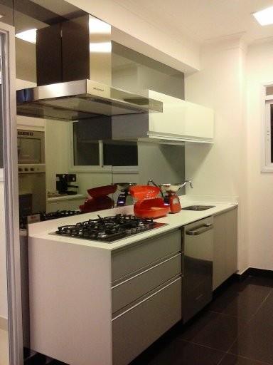 Cozinha Planejada Pequena em Paulínia - Cozinha sob Medida