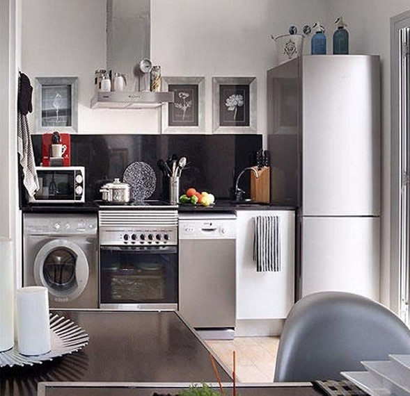 Cozinhas Planejadas e área de Serviço em Araraquara - Cozinha Modulada