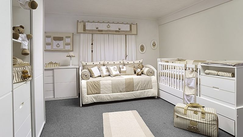 Dormitório Modulado em Campinas - Dormitórios Planejados de Casal