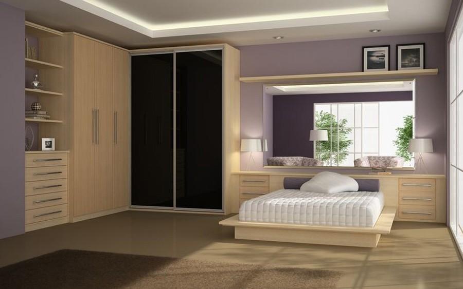Dormitório Planejado de Casal em Taubaté - Quarto sob Medida