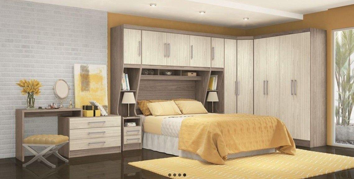 Dormitórios Planejados de Casal Preço em Indaiatuba - Dormitórios Planejados de Casal