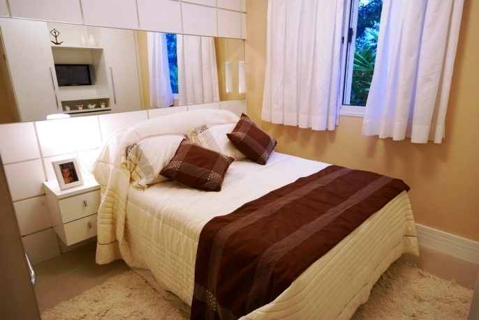 Lojas de Fabricante de Dormitórios Planejados em Hortolândia - Dormitórios Planejados de Casal
