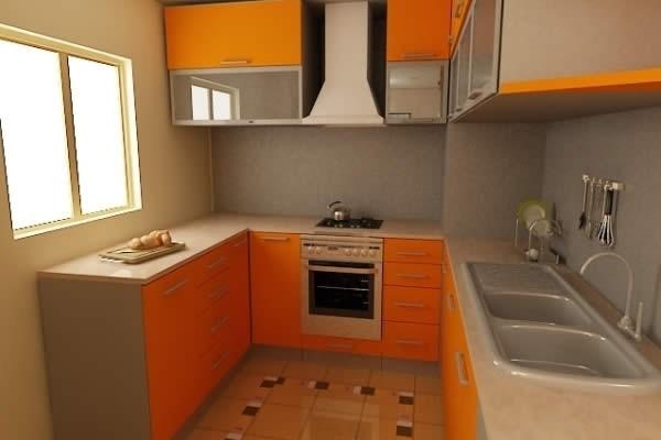 Onde Encontrar Cozinha Planejada para Apartamento em Ribeirão Preto - Cozinha Modulada