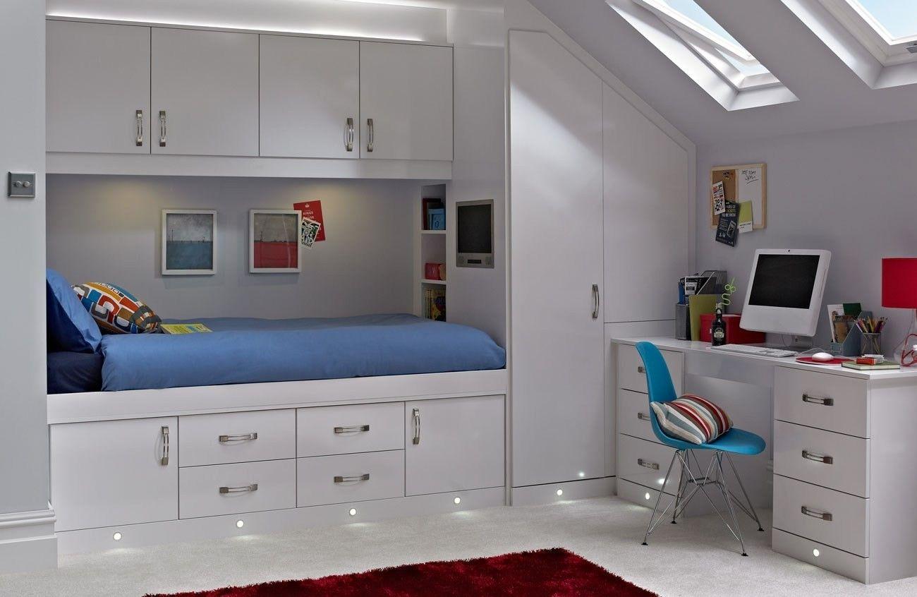 Quanto Custa Dormitórios Modulados em Marília - Quarto sob Medida