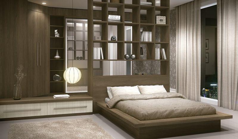 Quanto Custa Dormitórios Planejados em Sp em Jaboticabal - Dormitórios Modulados