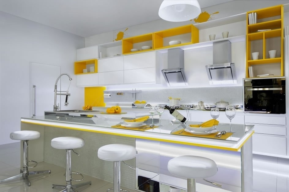 Quanto Custa Móveis de Cozinha Planejada em Amparo - Cozinha Modulada