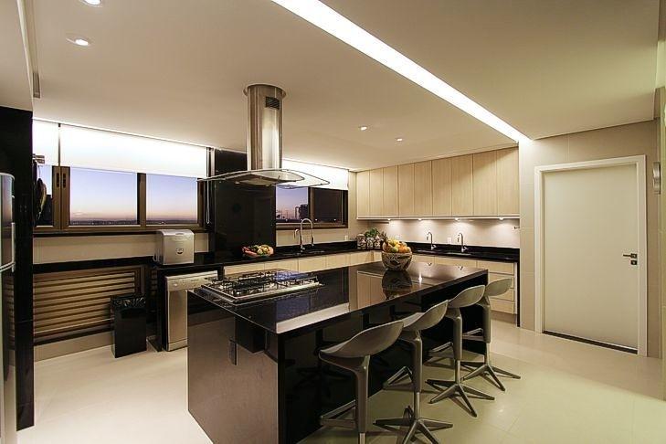 Quanto Custa Projeto de Cozinha Planejada em Franca  Cozinha Planejada Ameri -> Quanto Custa Armario De Banheiro Planejado