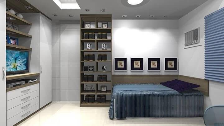Quanto Custa Quarto sob Medida em Itu - Dormitórios Planejados de Casal