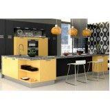 cozinha planejada americana em Atibaia