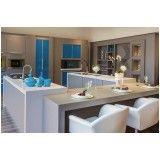 cozinha planejada para apartamento em Hortolândia