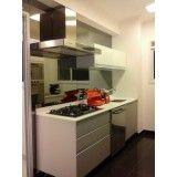 cozinha planejada pequena em São José dos Campos