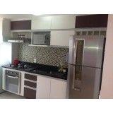 cozinhas planejadas para apartamentos em Taubaté