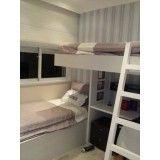 dormitórios sob medida preço em Bauru