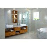 móveis sob medida para banheiro em Taubaté