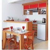 onde encontrar cozinha planejada pequena em Marapoama